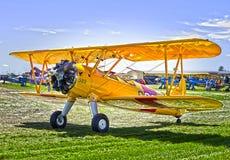 Bi-plane Royalty Free Stock Images