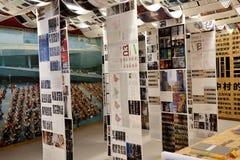 2017 bi-Stad Biennale van UrbanismArchitecture Shenzhen Stock Foto's