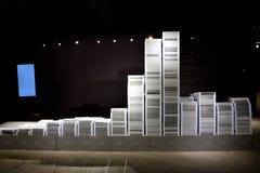2017 bi-Stad Biennale van UrbanismArchitecture Shenzhen Royalty-vrije Stock Afbeeldingen