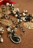 biżuteria Obrazy Royalty Free