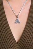 biżuteria celtic Fotografia Stock