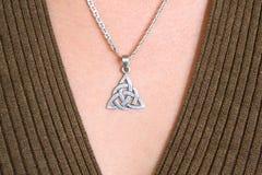 biżuteria celtic Fotografia Royalty Free