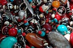 Biżuteria i biżuteria Fotografia Stock