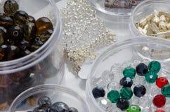 Biżuteria robi dostawom Obrazy Royalty Free
