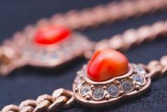 biżuteria stara Zdjęcie Royalty Free