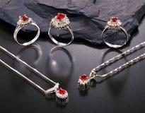 Biżuteria wizerunek Obrazy Stock