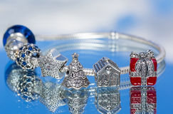 Biżuterii bransoletka Fotografia Royalty Free