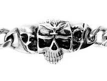 Biżuterii bransoletka bangle 375 magna stal nierdzewna 04 Obrazy Royalty Free