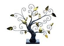 Biżuterii drzewo Zdjęcia Royalty Free