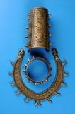 biżuterii naga plemienny Zdjęcie Royalty Free