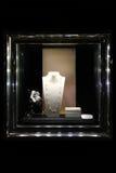 Biżuterii okno zdjęcie stock