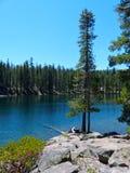 Biżuteryjny jezioro Obrazy Stock