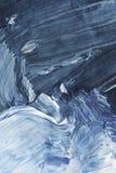 Biały i cyan abstrakcjonistyczny tło ilustracja wektor