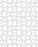 Biała łamigłówka, bezszwowa royalty ilustracja