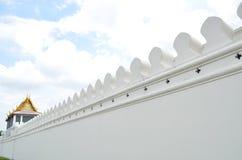 biała ściana obraz royalty free