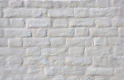 biała ściana Obraz Stock