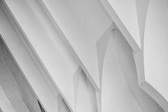 biała ściana Zdjęcia Stock