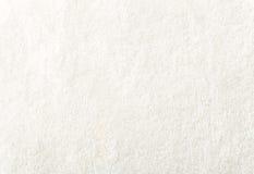 Biała bawełniana ręcznikowa tekstura Zdjęcia Stock