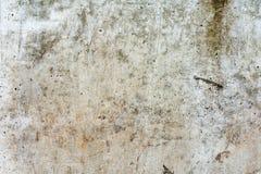 Biała betonowa ściana 4 Zdjęcia Royalty Free
