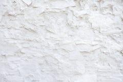 Biała cegła i kamienna ściana Stary współczesny i nowożytny opróżniamy ścianę w wnętrzu Zdjęcie Royalty Free