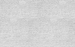 Biała ceglana tekstura Zdjęcia Royalty Free