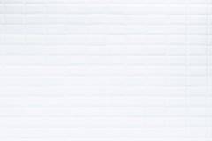 Biała ceramiczna płytka w ścianie, teksturze i tle bartroom, Obrazy Stock