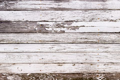 Biała drewniana tekstura z naturalnym wzoru tłem Obraz Stock
