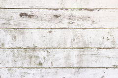 Biała drewniana tekstura z naturalnym wzoru tłem Zdjęcie Royalty Free