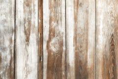 Biała drewniana tekstura z naturalnym wzoru tłem Zdjęcia Royalty Free