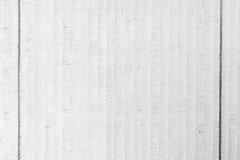 Biała grungy betonowej ściany tła tekstura Obraz Stock