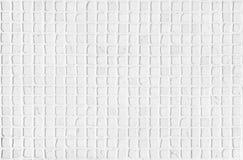 Biała Kararyjska Marmurowa mozaik płytek naturalnego światła powierzchni tekstura Zdjęcie Royalty Free