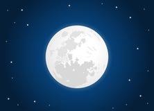 Księżyc ilustracji