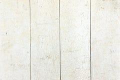 Biała Organicznie Drewniana tekstura tła drewniany lekki Stary Myjący drewno fotografia stock
