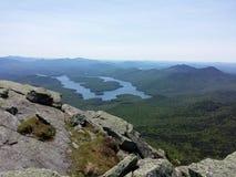 Biała twarzy góra Zdjęcie Royalty Free