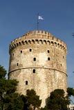 biała wieża Fotografia Royalty Free