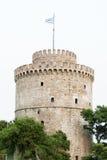 biała wieża Fotografia Stock
