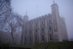 biała wieża Zdjęcia Stock