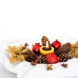 Białe Boże Narodzenia Zdjęcia Royalty Free