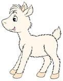 białe dziecko Zdjęcie Stock