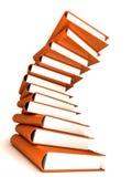 białe książki wielkiego Zdjęcia Stock