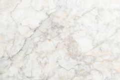 Białe szarość wykładają marmurem teksturę, Naturalnego wzór dla tła lub tło, zdjęcia stock
