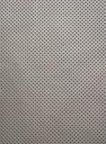 Białego beżu tekstury dziurkowaty rzemienny tło Obrazy Royalty Free