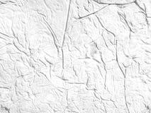 Białego cementu tło Biel i blokowa tekstura wzór i Obrazy Royalty Free