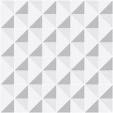 Białego kwadrata abstrakta tło Zdjęcia Royalty Free