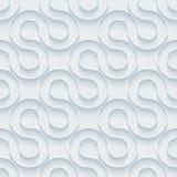 Białego papieru bezszwowy tło Zdjęcia Stock