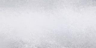 Białego papieru tła tekstura w cieniach szarość z starym zakłopotanym grunge Zdjęcie Royalty Free