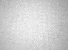 Białego papieru tło lub tekstura Obraz Royalty Free