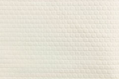 Białego papieru tekstury tło Zdjęcia Stock
