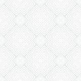 Białego rocznika geometryczna tekstura w art deco stylu Fotografia Royalty Free