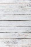 Białego rocznika tekstury Drewniany tło EGZAMIN PRÓBNY, zbliżenie z policjantem Zdjęcia Stock